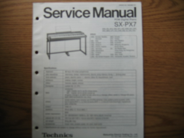 casio privia px 110 manual